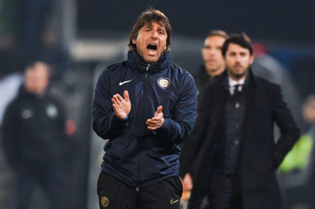 """Inter, Conte: """"Handanovic recupera? Non lo so. Vediamo Eriks"""