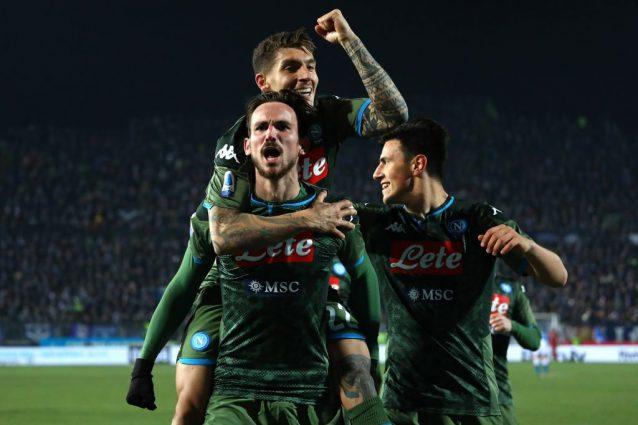 Come arriva il Napoli alla sfida di Champions con il Barcell