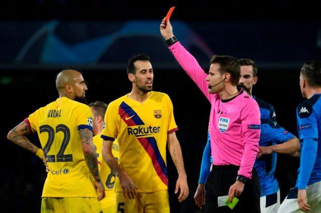 Barcellona in emergenza al ritorno contro il Napoli: solo tr