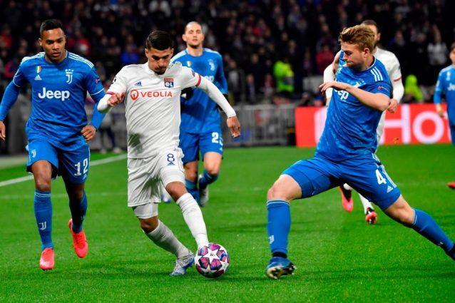 Le pagelle di Lione Juventus 1 0: Aouar illumina, Tousart fa