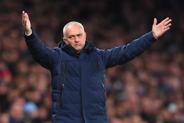 """Mourinho dopo il ko in Champions: """"Il Tottenham è come un'ar"""