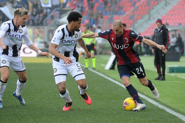 Bologna Udinese 1 1: Palacio risponde ad Okaka con un gol al