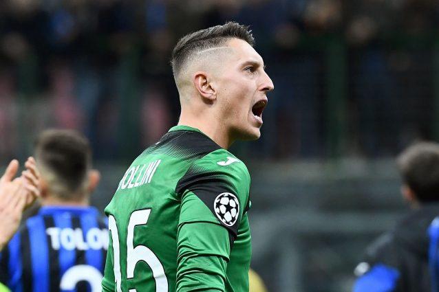 Gollini arrabbiato al termine di Atalanta Valencia: ce l'ha