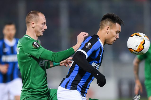 Calcio in tv oggi e stasera: Inter Ludogorets in chiaro. Dov