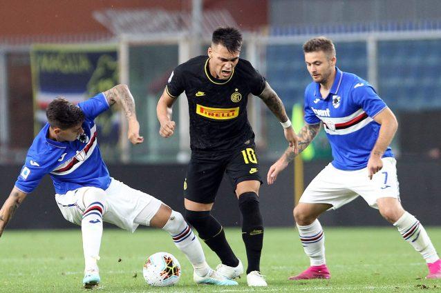 Coronavirus, rinviate in Serie A Inter Sampdoria, Atalanta S