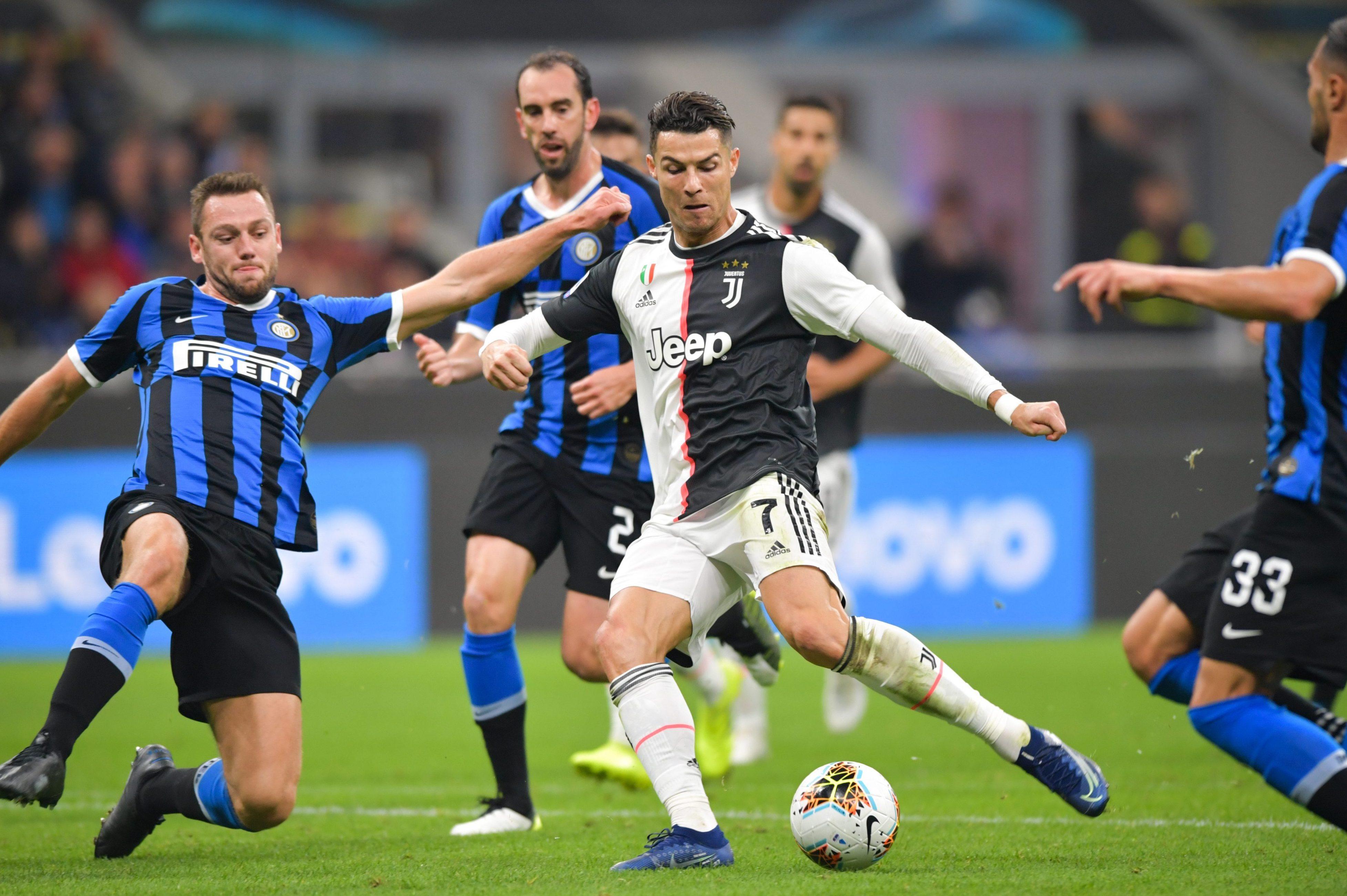 Juventus-Inter, lo scenario: recupero possibile mercoledì con il ...