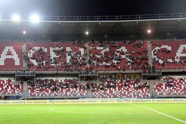 Allarme Coronavirus, in Serie C rinviata Piacenza-Sambenedettese