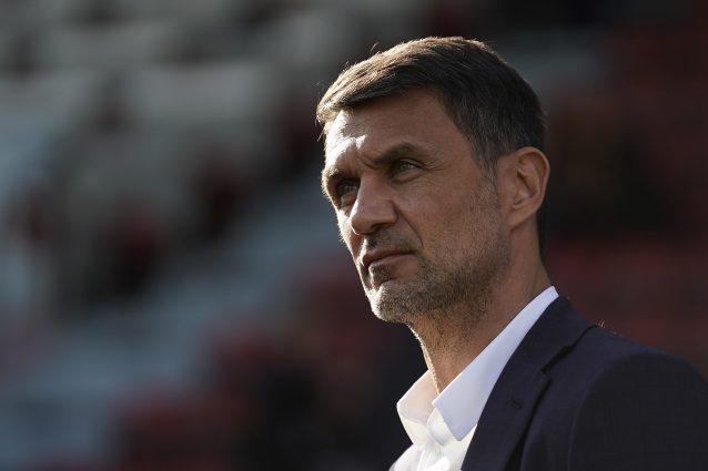 """Milan, la rabbia di Maldini: """"Non ho mai visto dare un rigor"""