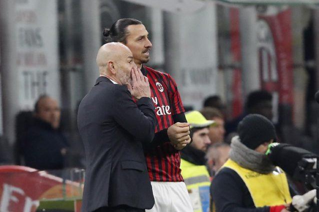 """Pioli racconta il rapporto con Ibrahimovic: """"Mi dice sempre"""