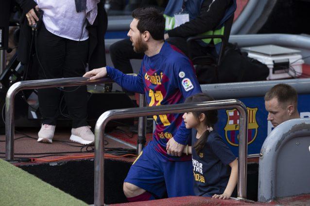 """Barcellona, Messi emozionato per il San Paolo: """"Da tempo vol"""