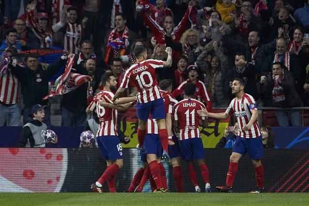 Champions League, Simeone si 'mangia' Klopp: l'Atletico Madr