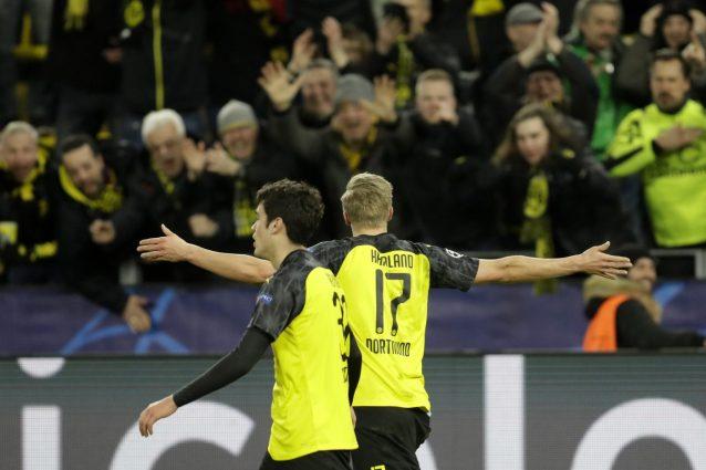 Champions League 2019/2020, marcatori: Haaland raggiunge Lew