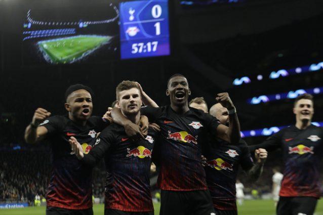 Tottenham Lipsia 0 1: un rigore di Werner condanna gli Spurs