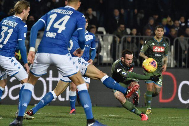 Fantacalcio voti e pagelle, Brescia Napoli: il confronto Gaz