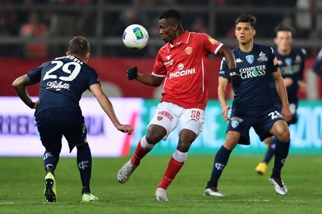 Serie B, l'Empoli vince a Perugia con un gol di Frattesi e v