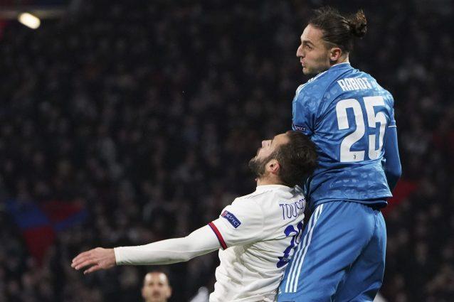 Lione Juventus, il flop di Rabiot: potenzialmente un crack,