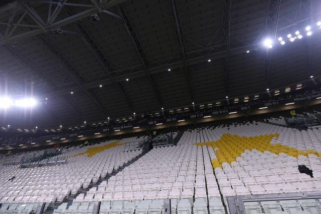 Serie A, partite a porte chiuse: ecco chi potrà entrare negl