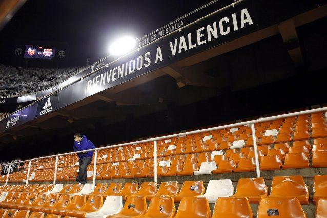 Coronavirus, il Valencia vuole impedire la trasferta ai tifo