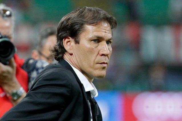 Champions League, Rudi Garcia ritrova la Juventus a cinque a