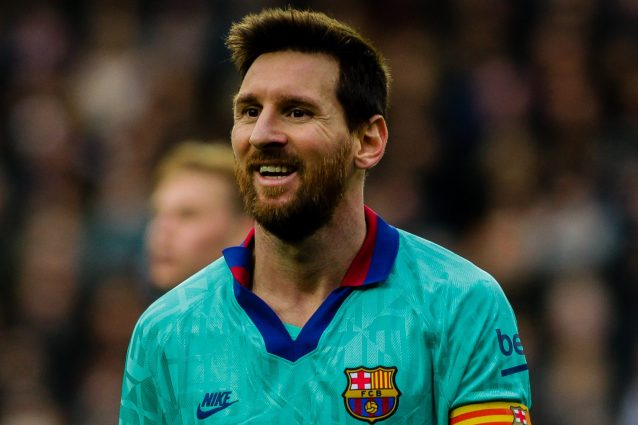 Messi, nuovo record: è il quinto giocatorecon il maggior nu