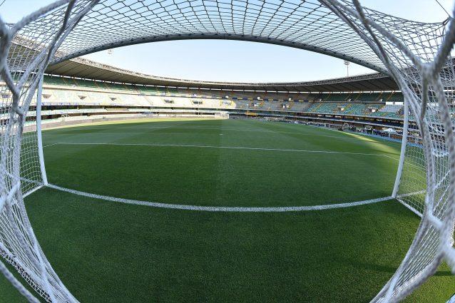 Serie B, quattro partite a porte chiuse per l'emergenza Coro