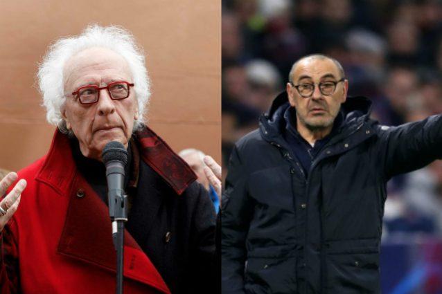 """Mughini contro la Juventus di Sarri: """"Meschina e brutta, è l"""