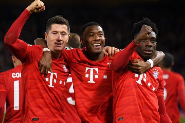 Chelsea Bayern Monaco 0 3, doppietta di Gnabry. I bavaresi i
