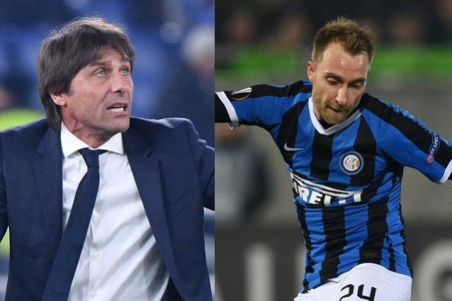Inter, adesso Conte, per far giocare Eriksen può cambiare mo