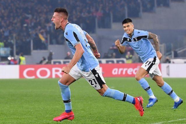 Le pagelle di Lazio-Inter 2-1: Immobile e Milinkovic show, Young non basta ...