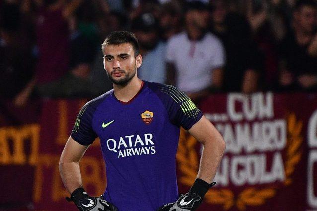 Roma, Daniel Fuzato inserito nella lista per l'Europa League