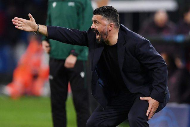 """Gattuso 'ringhia' sul Barcellona: """"Ci hanno fatto il solleti"""