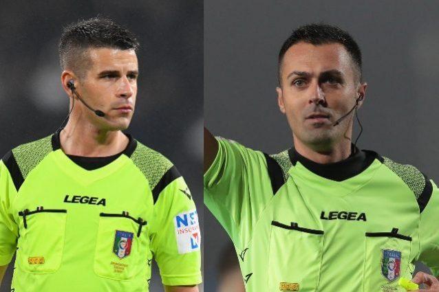 Serie A |  Giua e Di Bello non arbitreranno nella 24a giornata  Rizzoli li ferma per un