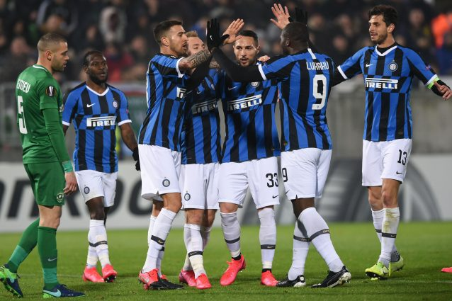 Inter Ludogorets ore 21.00 su TV8 e Sky: dove vedere la part
