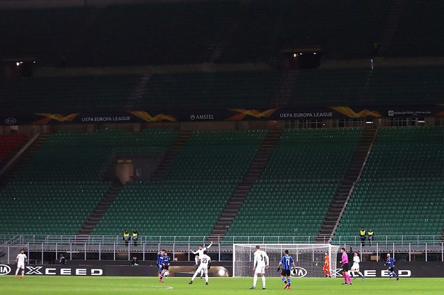 """Malagò: """"Partite a porte chiuse in Serie A? C'è emergenza, m"""