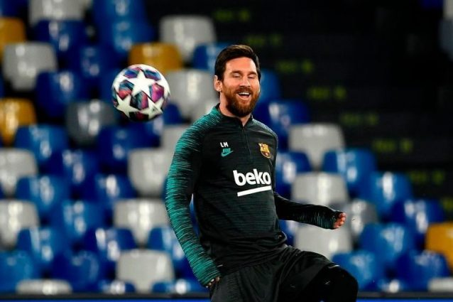 In Champions Messi non ha mai fatto gol a 2 club italiani. R