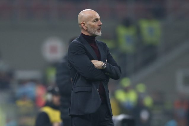 """Milan, Pioli parla del caso Musacchio: """"Mi ha detto che avev"""