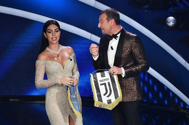 """Lo """"stipendio"""" di Georgina Rodriguez, guadagna 100 mila euro"""