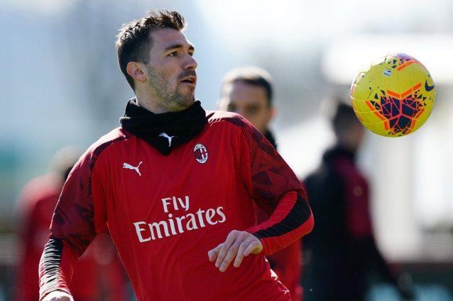 """Milan Genoa a porte chiuse, Romagnoli: """"Sentiremo la mancanz"""