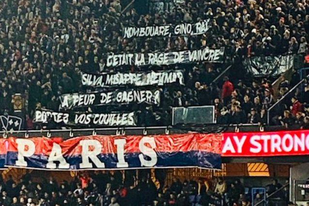 "PSG, i tifosi contro Neymar, Mbappè e Thiago Silva: ""Tirate"