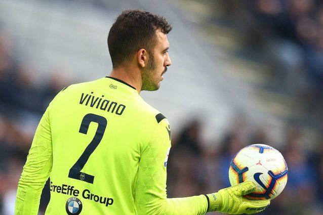 Viviano non firmerà con l'Inter. Handanovic sta meglio, Padelli titolare ...