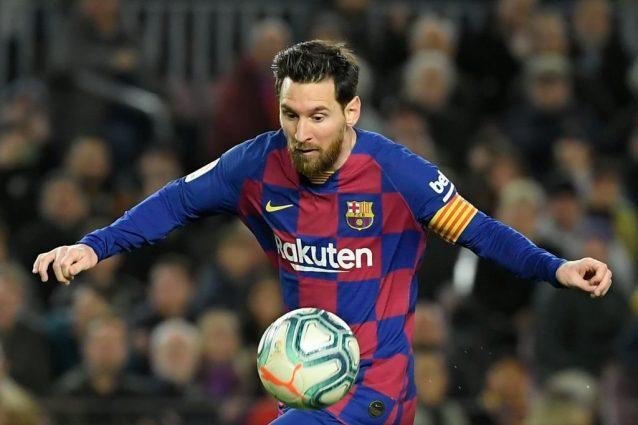 """Messi all'Inter, l'argentino stavolta tuona: """"Bufala, meno m"""